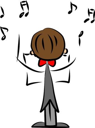 flet: Muzyka wektor ikona