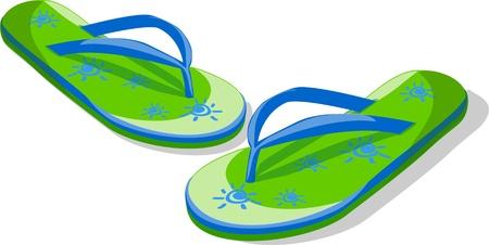 vector flip flops  Vector