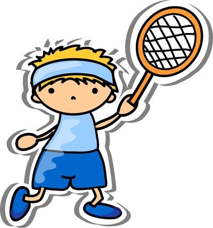 cartoon sport: cartoon sport icon  Illustration
