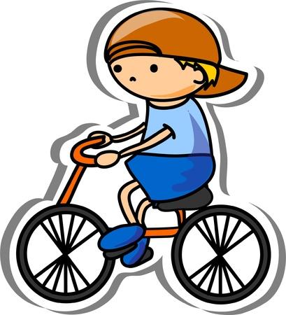 cartoon sport icon  Illustration
