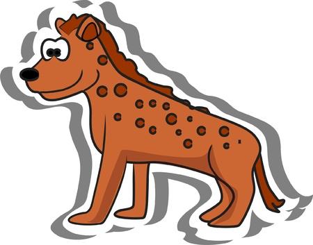 lemur: Cartoon lemur