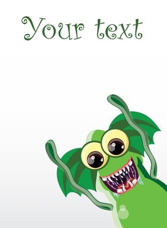 Cartoon cute monsters  Stock Vector - 21632483