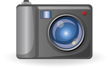 Travel icon - camera Stock Vector - 22812446