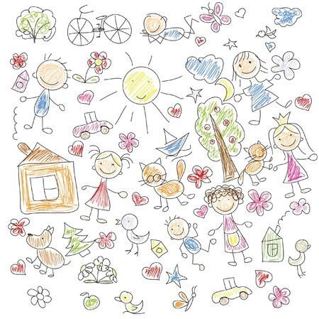 Children\ 版權商用圖片 - 34245257