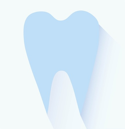 Health vector icon for design - tooth