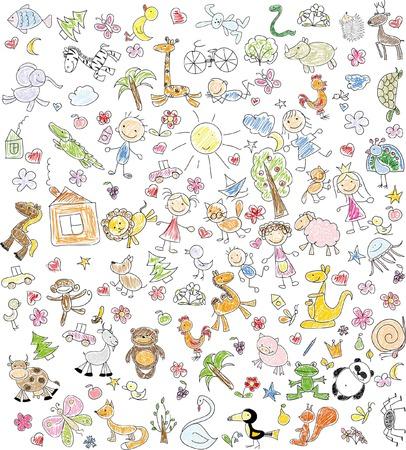 çocuklar: Children\ Çizim