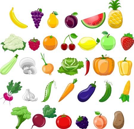 platano maduro: Veh�culos de la historieta y frutas