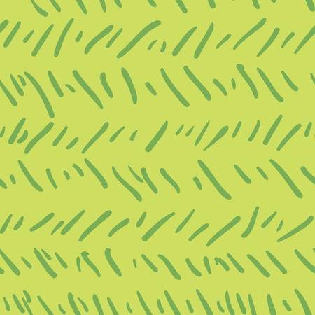 Set of doodle seamless patterns and textures. Illustration