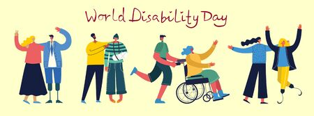 World Disability Day.