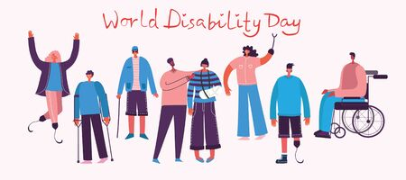 World Disability Day.