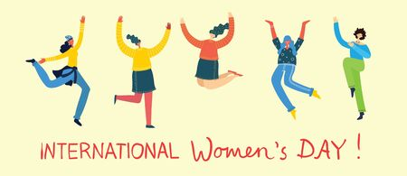 Happy Womens internarional day