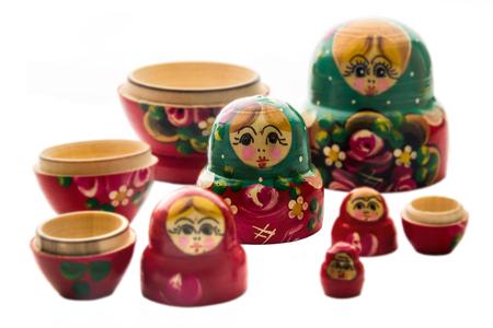 mu�ecas rusas: Mu?ecas rusas