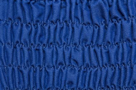 Blue Pleated dress  texture  Stock Photo