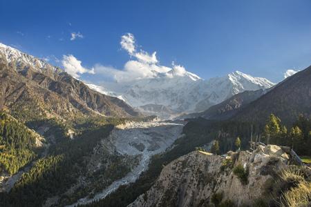 Landscape photo of Fairy Meadows, Gilgit, Pakistan