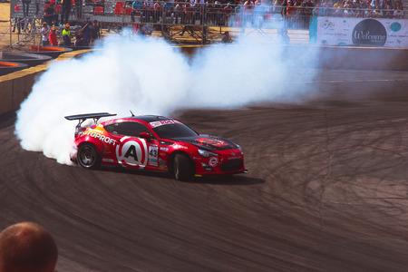 drifting: car Drifting Stock Photo