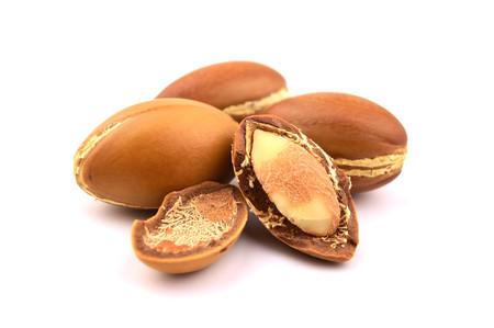 Isolated Argan Oil Seed.