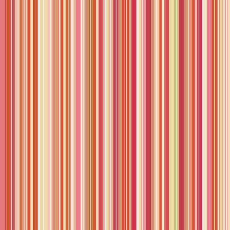 Retro (seamless) stripe pattern with soft colors