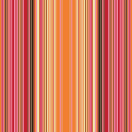 Retro (seamless) stripe pattern with bright colors Stock Vector - 4153604