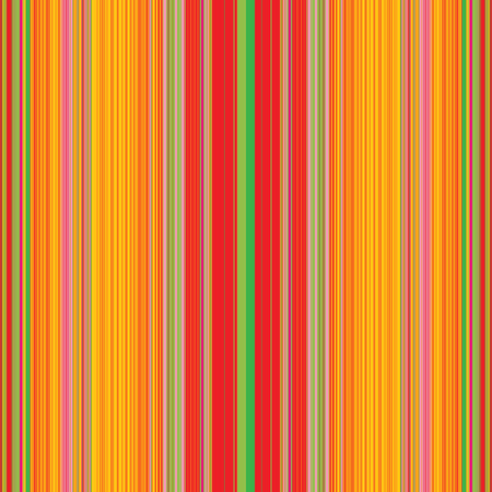 Retro (seamless) stripe pattern with bright colors Stock Vector - 4153600