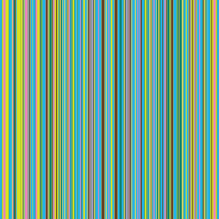 Retro (seamless) stripe pattern with bright colors Stock Vector - 4170394