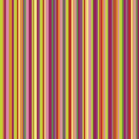 Retro (seamless) stripe pattern with bright colors Stock Vector - 4170393