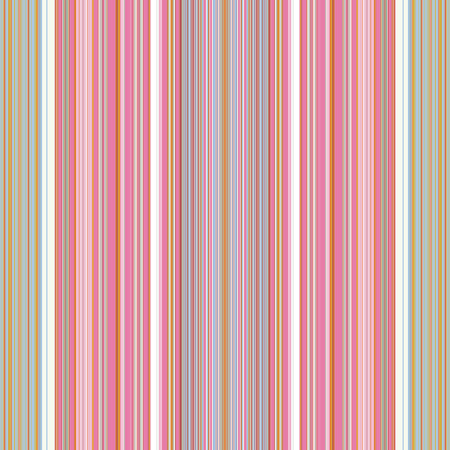 Retro (seamless) stripe pattern with pastel colors Stock Vector - 4170392