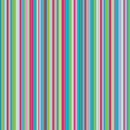 Retro (seamless) stripe pattern with bright colors Stock Vector - 4352152