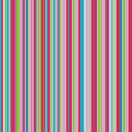 Retro (seamless) stripe pattern with bright colors Stock Vector - 4352153