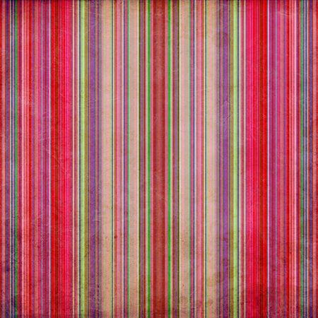 Weathered, wand of achtergrond met geschilderd, verticale strepen in grunge stijl Stockfoto