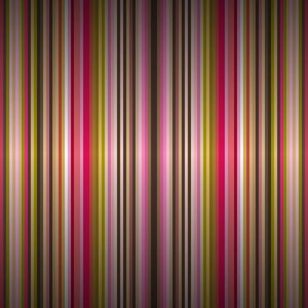 Elegant pattern of retro stripes with subtle light effect Stock Vector - 9735851