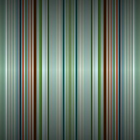 Modèle élégant de bandes rétro avec effet de lumière subtile Vecteurs
