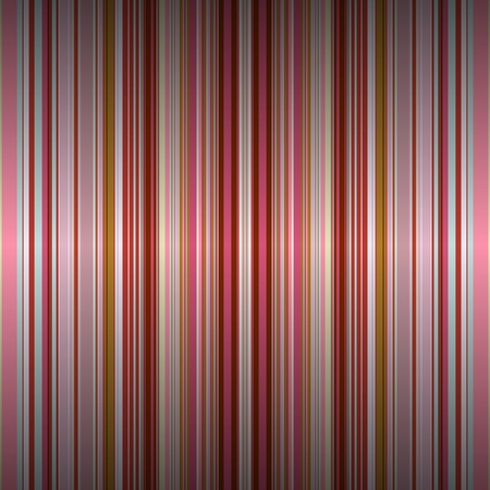 Elegant pattern of retro stripes with subtle light effect Stock Vector - 9735848