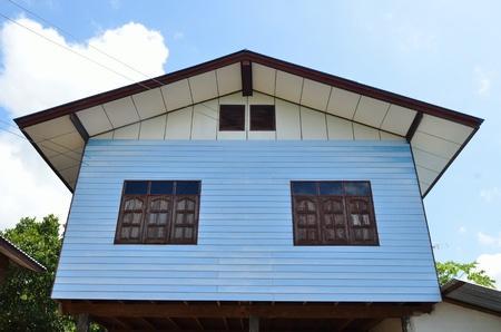 Casa de estilo tailand�s
