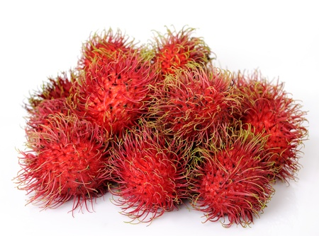 Fresh rambutan sweet delicious Stock Photo - 14482118