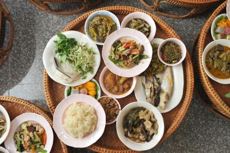 Khantoke  Khantoke dinners