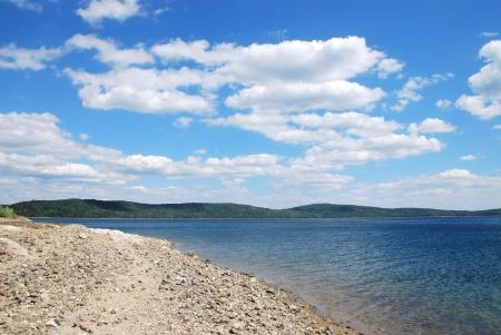 Lake on summer Stock Photo - 15546149
