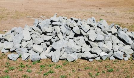 boulder: construction stones