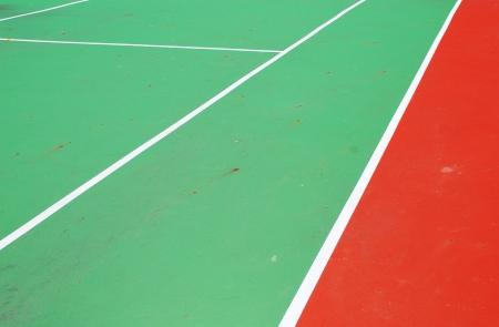 terrain de basket: basket-ball Banque d'images