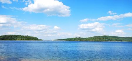 Lake on summer Stock Photo - 16607450