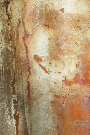 Background of rusty metal Stock Photo - 16833956
