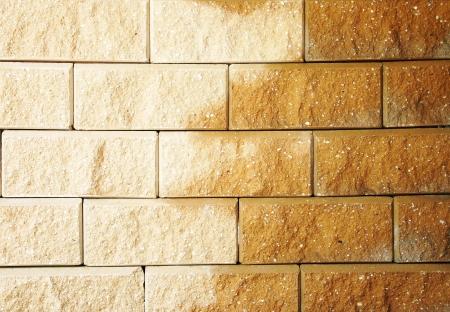 seeping: wall brick texture