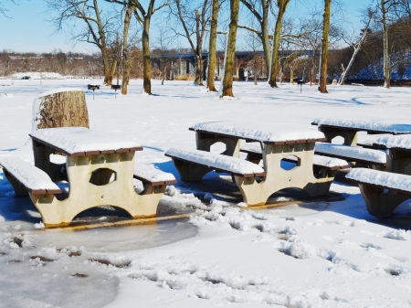 bench Stock Photo - 18378474