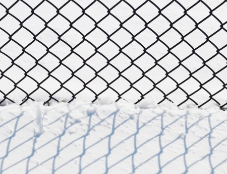 wire fence Stock Photo - 18378443