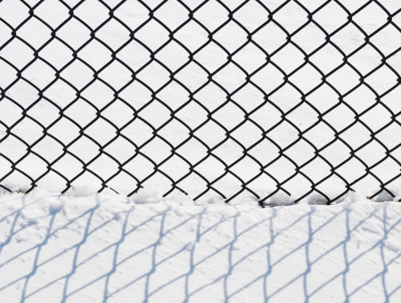wire fence Stock Photo - 18378441
