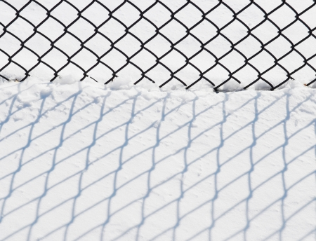 wire fence Stock Photo - 18378433