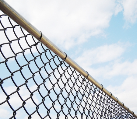 wire fence Stock Photo - 20776673