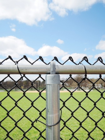 wire fence Stock Photo - 20776689