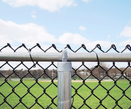 wire fence Stock Photo - 20776690