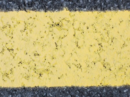yellow line: yellow line sign