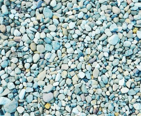 Crushed gravel Stock Photo - 21790604